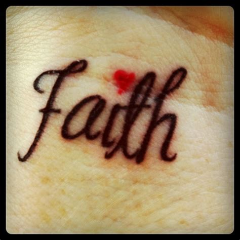 tattoo quotes for faith faith quotes tattoos quotesgram