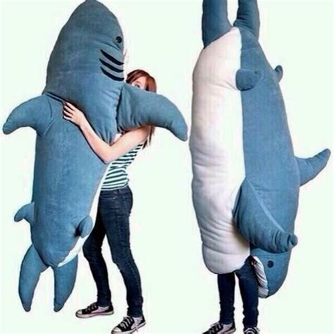 big shark pillow shark pillow for anie