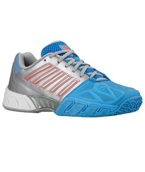 light blue tennis shoes k swiss bigshot 3 omni light blue tennis shoes zoe