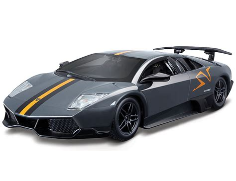 Lamborghini Bburago by Bburago 1 24 Lamborghini Murcielago Lp 670 4 Sv Grau Die