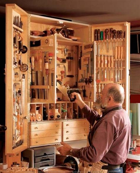 tool storage ideas  owner builder network