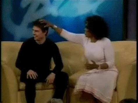 tom cruise jumping on couch 11 years ago today tom cruise had his way with oprah