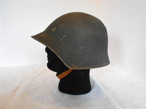 Swiss Army 1524 swiss m1918 helmet