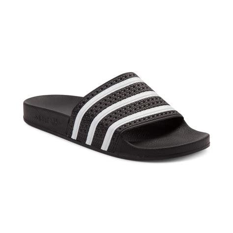 adidas adilette adidas adilette slide sandal black 435023