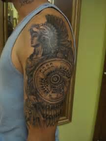 my tattoo designs aztec warrior tattoo