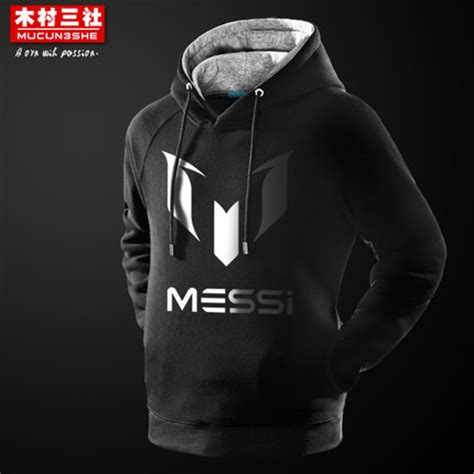 Jacket Sweater Hoodie Barcelona Black Blue collection of messi sweater buy messi hoodie from adidas