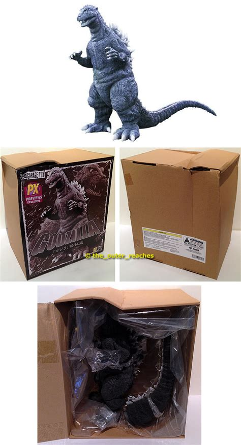 X Plus Garage by Toho X Plus Garage Px Previews Exclusive 12 Quot Godzilla
