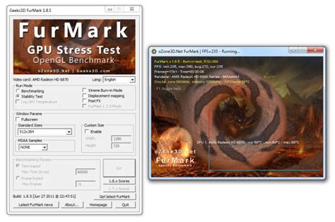 stress test gpu updated furmark 1 9 1 and furmark 1 8 5 released gpu