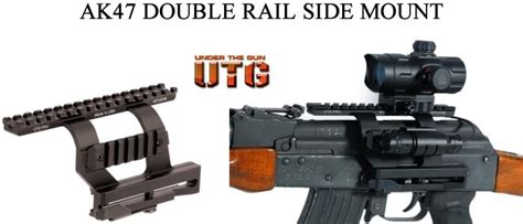 ak 47 rail side mount ak47 rail side mount lk942