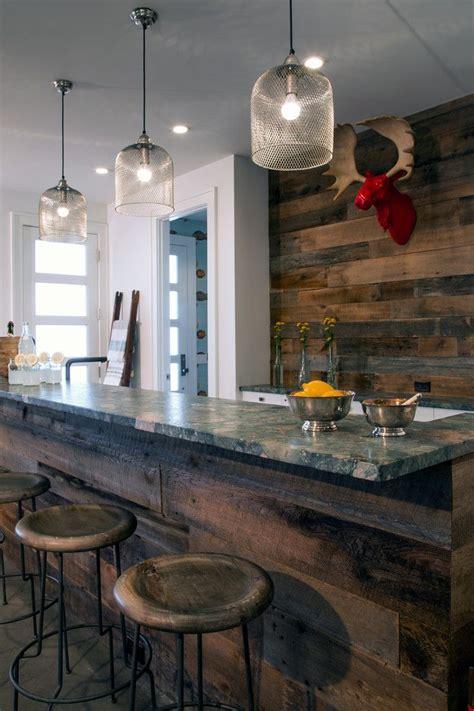 basement bar ideas rustic home bar rustic  hamptons