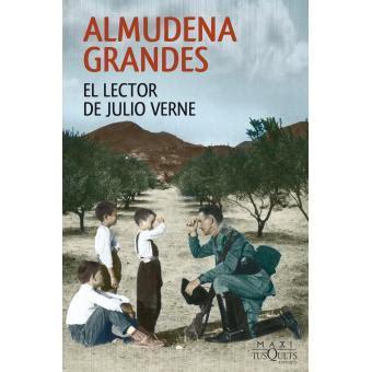 libro el lector de julio el lector de julio verne reli 233 almudena grandes achat livre achat prix fnac