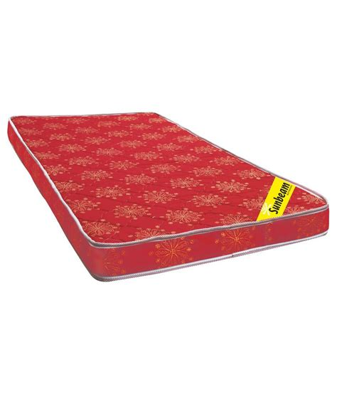 Free Box With Mattress Purchase by Coirfit Poly Cotton Foam Mattress Buy 1 One Get One