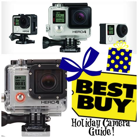 Best Buy GoPro Camera Holiday Gift Guide!   The Domestic Rebel