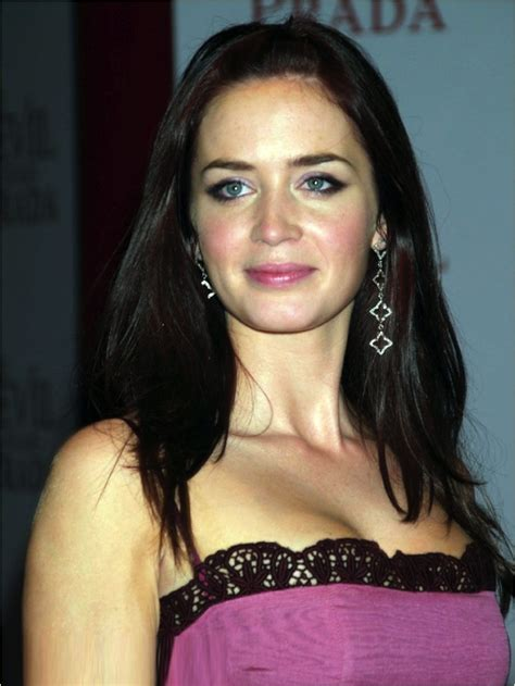 server hair styles emily blunt actress