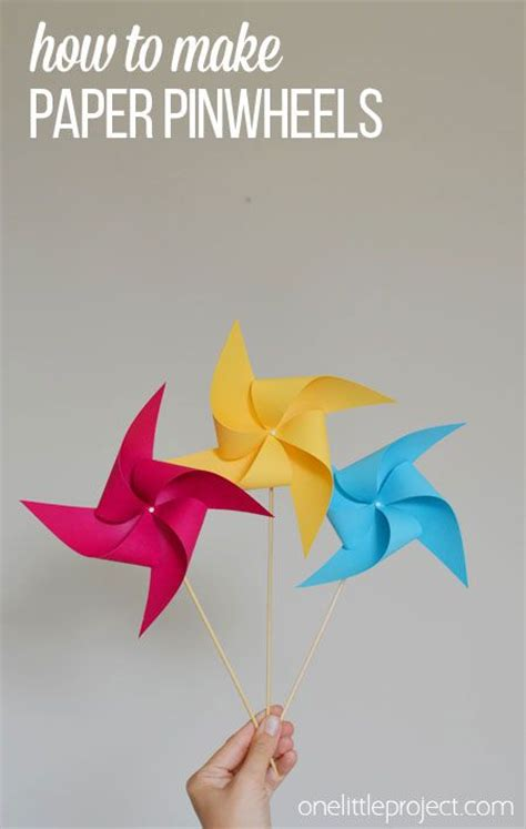 How To Make Tissue Paper Pinwheels - 248 best images about paper on
