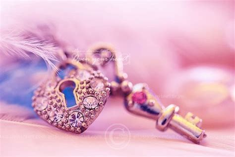 love key themes heart lock and key quotes quotesgram