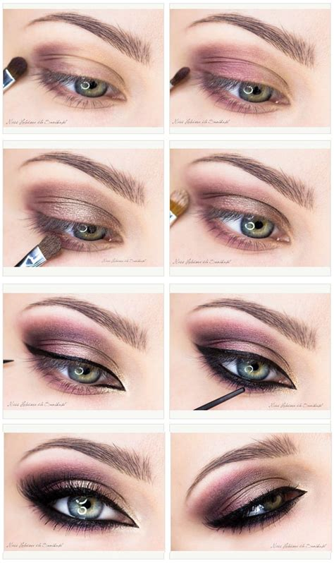 eyeshadow tutorial dark 11 everyday makeup tutorials and ideas for women pretty