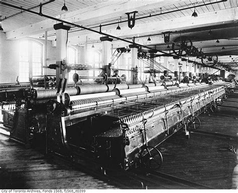 rug factory in its prime the toronto carpet factory established a reputation for quality innovation and