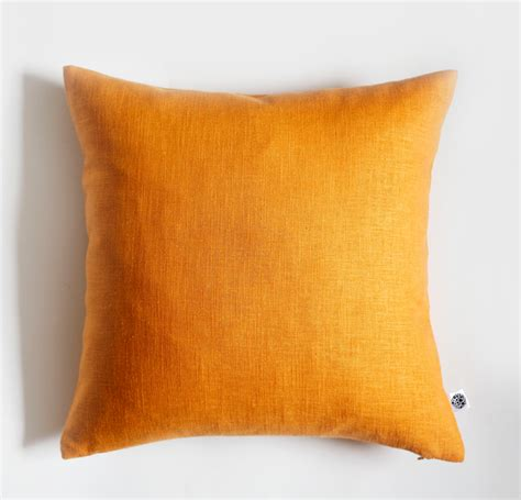 Pillow Sizes In Inches by Yellow Pillow Cover 16x16 Inch Size Throw Pillowlink