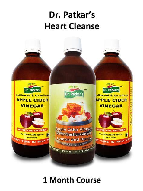 Cardiovascular Detox by Apple Cider Vinegar For