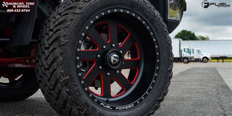 chevrolet silverado  fuel forged ff wheels matte