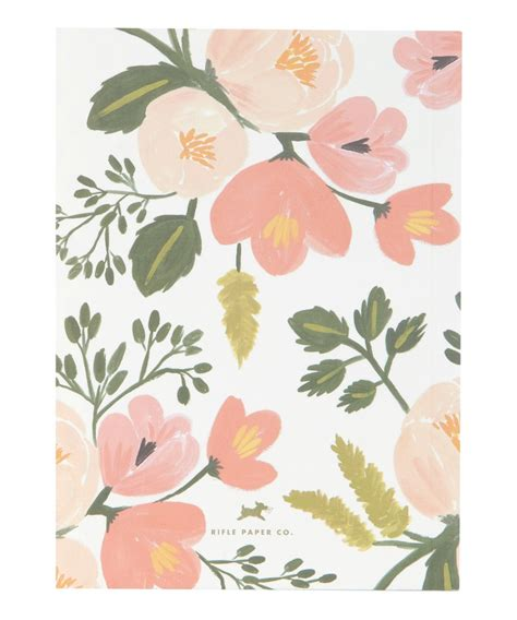 Paper Company - pink botanical journal rifle paper co shop more journals