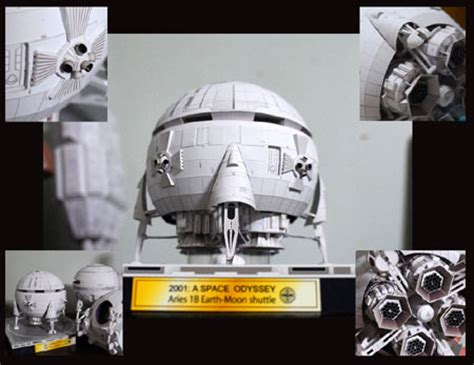 Space Papercraft - space paper models 171 papercraft models papercraft models