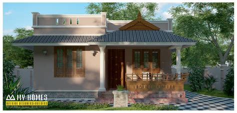 Small Home Images In Kerala Small House Model In Kerala House Best Design