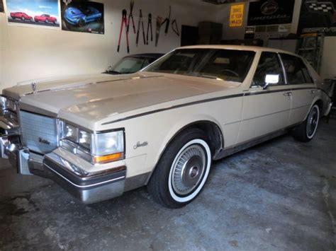 old car manuals online 1993 cadillac seville seat position control 1985 cadillac seville sedan 4 door 4 1l rust free florida car clean