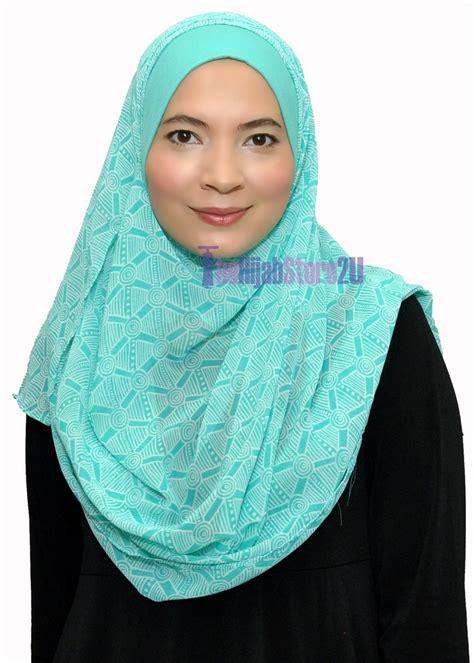 Pashmina Instant Salur Murah loop instant shawl murah thehijabstore2u tudung