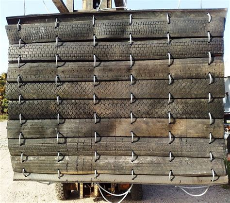 Blasting Mats For Sale by Heavy Rubber Blasting Mat Used In Mining Contruction