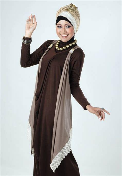 model baju muslim santai gaya model baju casual terbaru 2016