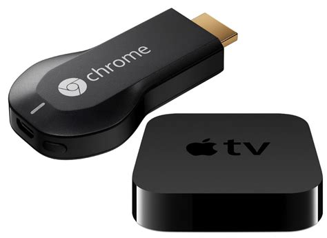 which is better chromecast or apple tv chromecast vs apple tv which is better