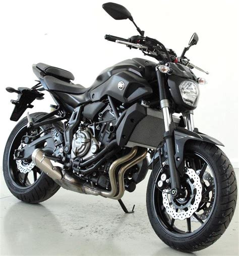 Motorrad Yamaha Mt 07 by Yamaha Mt 07 Abs Neu Motorr 228 Der Moto Center Winterthur