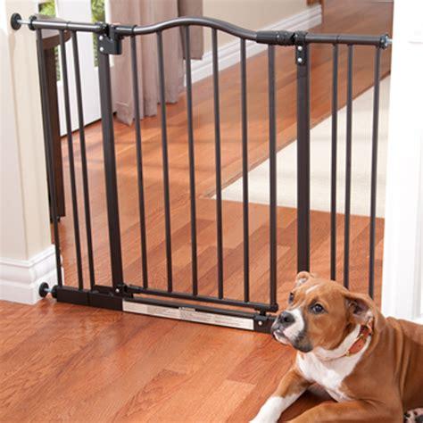 puppy gates indoor gates indoor supergate pet gate gate eucgatejpg the eucalyptus adirondack