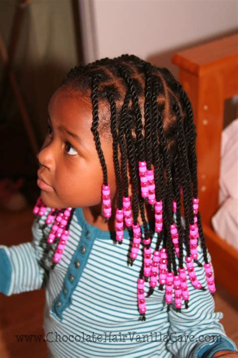 little boy hairstyles with beads chocolate hair vanilla care finishing the bottom of
