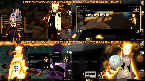 Themes For Windows 8 1 Naruto | tema naruto rikudou extras windows 8 8 1 tutohelp by