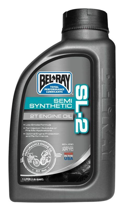 Toyota Semi Synthetic Engine Bel Sl 2 Semi Synthetic 2t Engine Revzilla