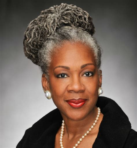 african american silver hair styles black african american women with natural gray hair