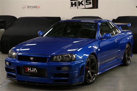 car nissan skyline used 1999 nissan skyline r34 for sale in essex pistonheads