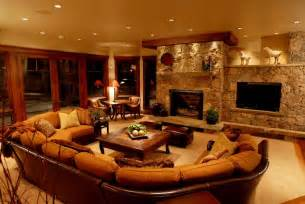 Rustic living room with built in bookshelf by cd construction zillow