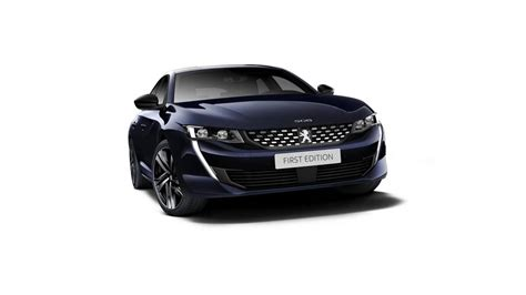 first peugeot peugeot s new 508 sedan looks tres chic