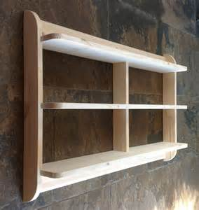 Hanging Wall Shelf Unit Wide Wall Mounted Open Back Shelf Unit Kitchen Shelves Or Dvd