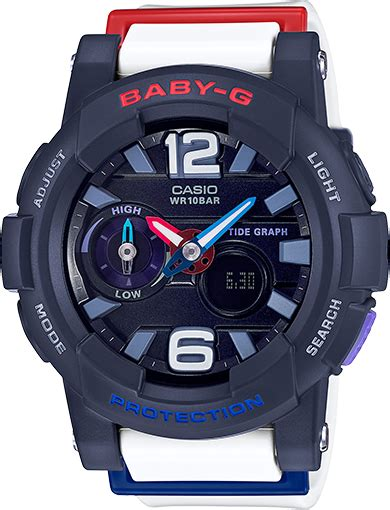 Baby G Casio Dg 120 Blue bga180 2b2 baby g blue womens watches casio baby g