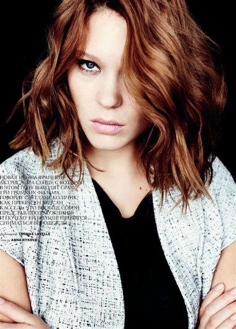 lea seydoux real hair color best 25 lea seydoux 2016 ideas on pinterest l 233 a seydoux