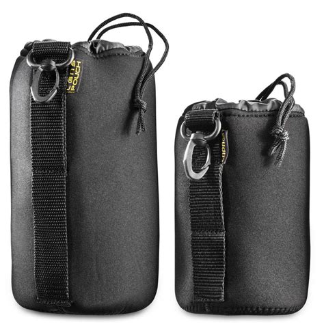 Walimex Lens Pouch Neo300 M Hitam walimex lens pouch set neo300 m l at walimex webshop