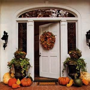 Front Door Summer Decorations Simple And Inexpensive Fall Decorating Tips