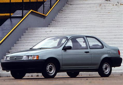 Toyota Tercel 94 Images Of Toyota Tercel Coupe Ce Us Spec 1990 94