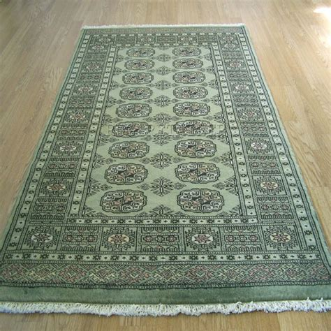 Rug Retailers by Pakistan Bokhara Rugs In Green The Rug Retailer