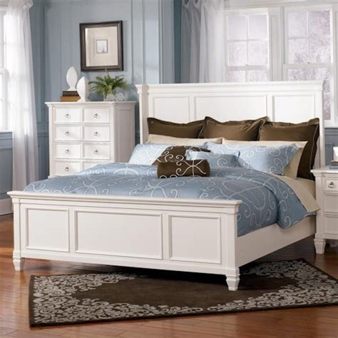 millennium prentice queen size panel bed wayside furniture headboard footboard